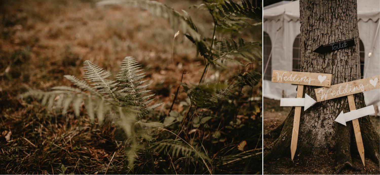 Wild Garden at The Hyde Estate | Sophie & Christoper 2