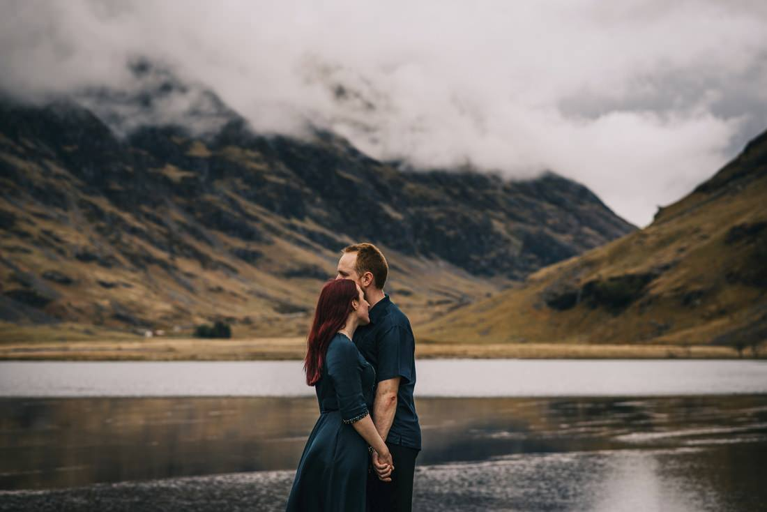 Sarah & Thomas - Glencoe Wedding Photographer 13