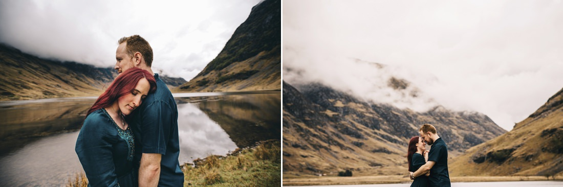 Sarah & Thomas - Glencoe Wedding Photographer 14