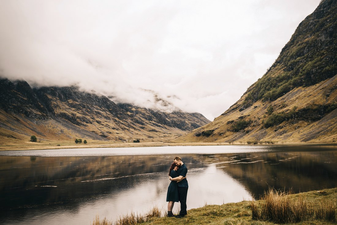 Sarah & Thomas - Glencoe Wedding Photographer 15