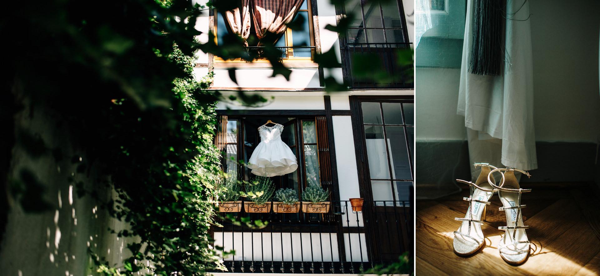 Magdalena & Sacha - Evian les Bains - France Wedding Photographer 7