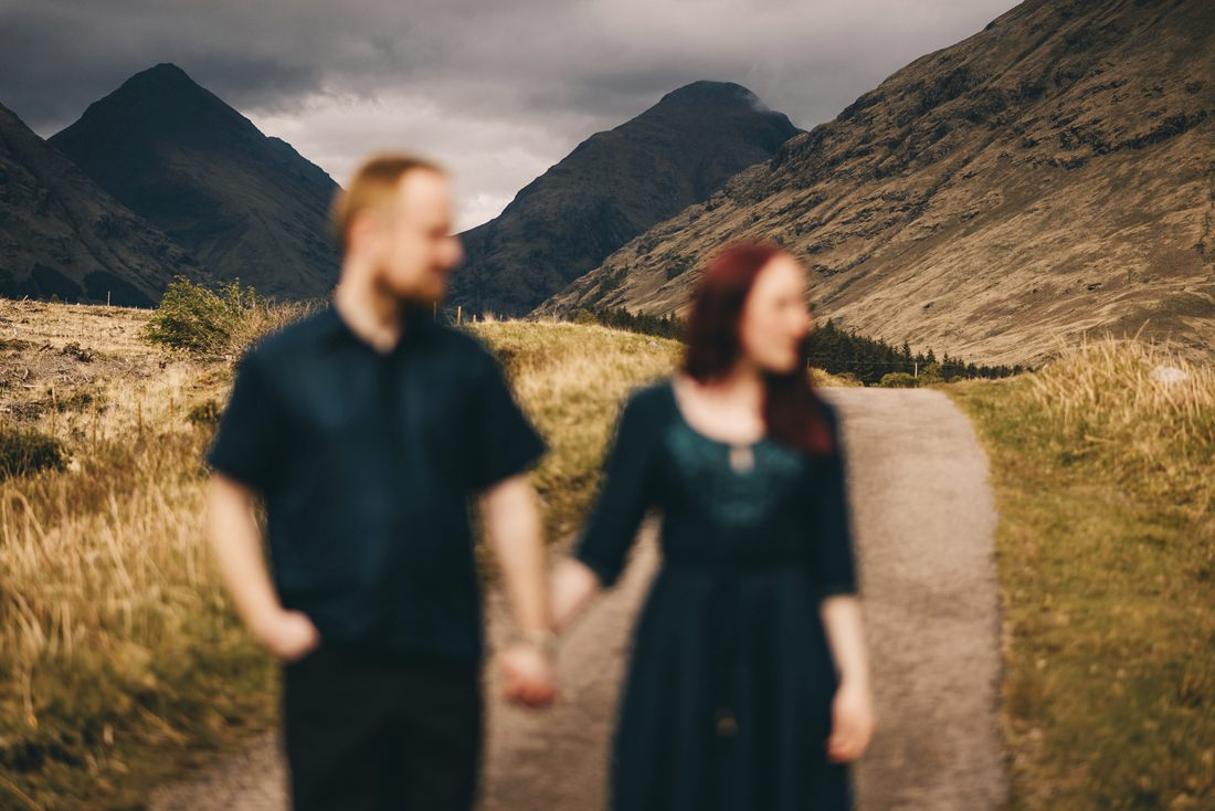 Sarah & Thomas - Glencoe Wedding Photographer 23