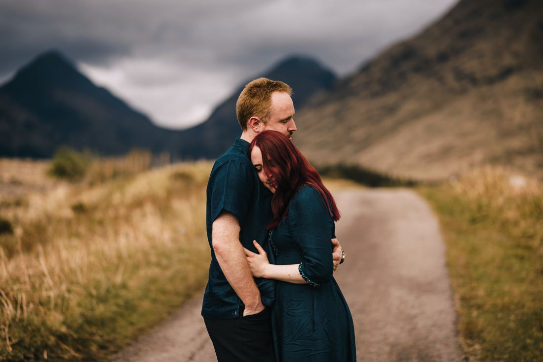 Sarah & Thomas - Glencoe Wedding Photographer 24