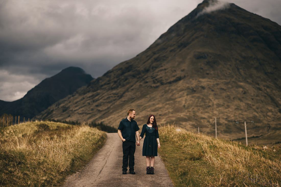 Sarah & Thomas - Glencoe Wedding Photographer 25