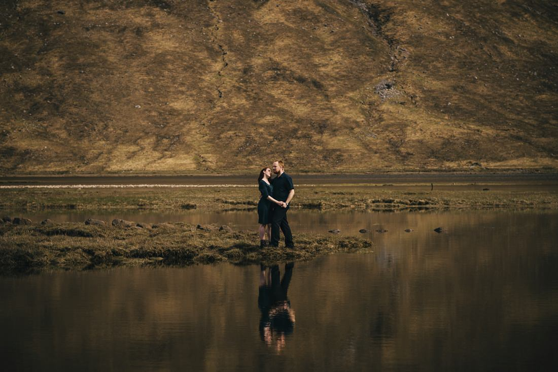 Sarah & Thomas - Glencoe Wedding Photographer 28