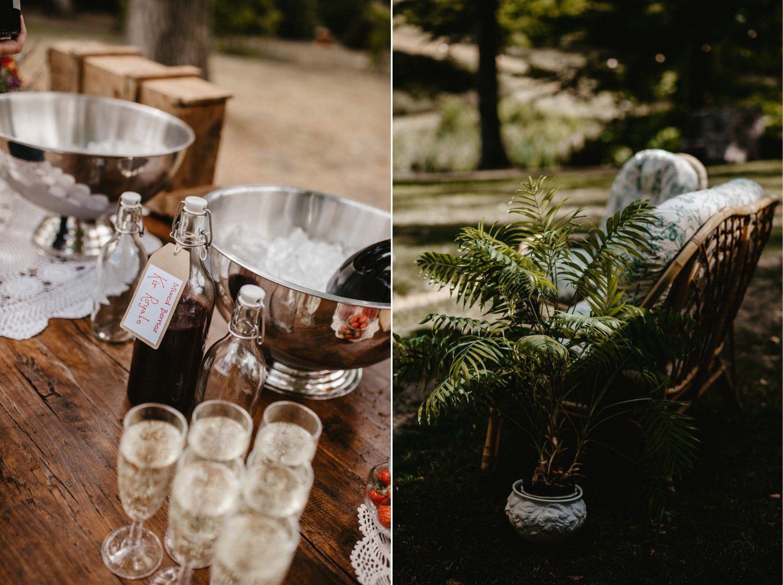 Wild Garden at The Hyde Estate | Sophie & Christoper 37