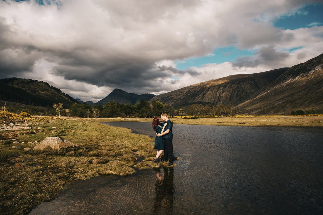 Sarah & Thomas - Glencoe Wedding Photographer 32