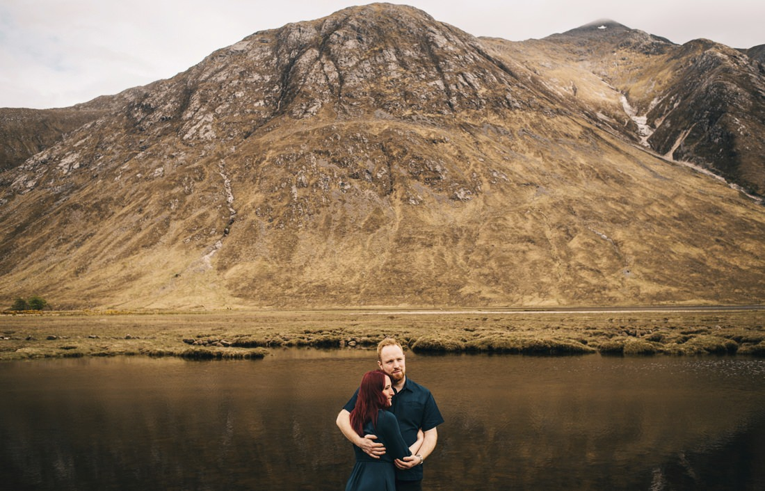 Sarah & Thomas - Glencoe Wedding Photographer 34