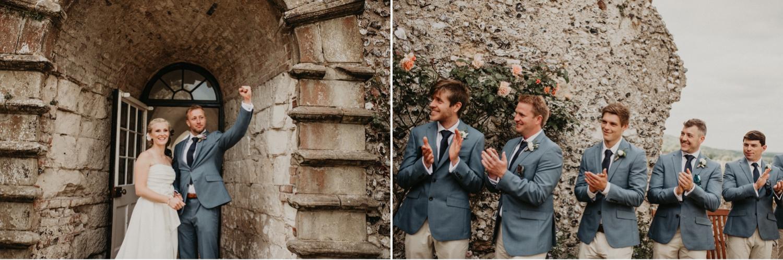 Lewes Castle Wedding Photography