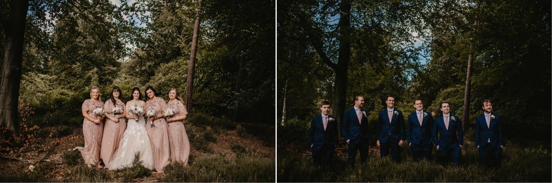 Wild Garden at The Hyde Estate | Sophie & Christoper 49
