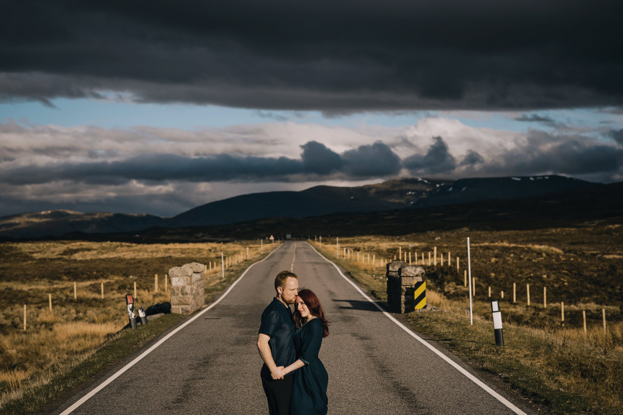 Sarah & Thomas - Glencoe Wedding Photographer 49