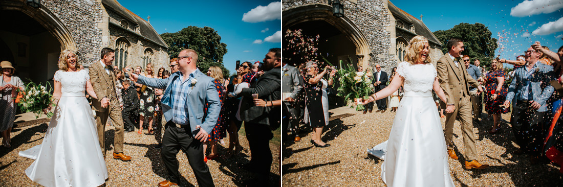 Kate & Thomas - Norfolk Wedding Photographer, UK 54
