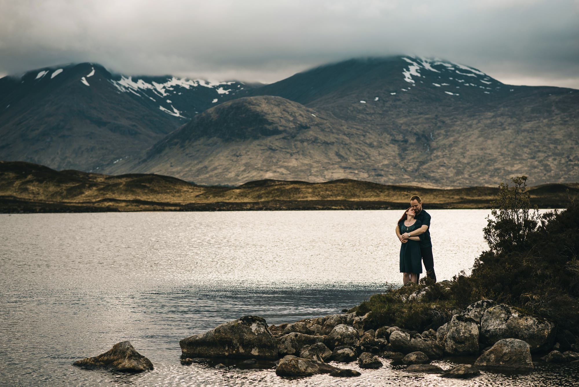 Sarah & Thomas - Glencoe Wedding Photographer 57