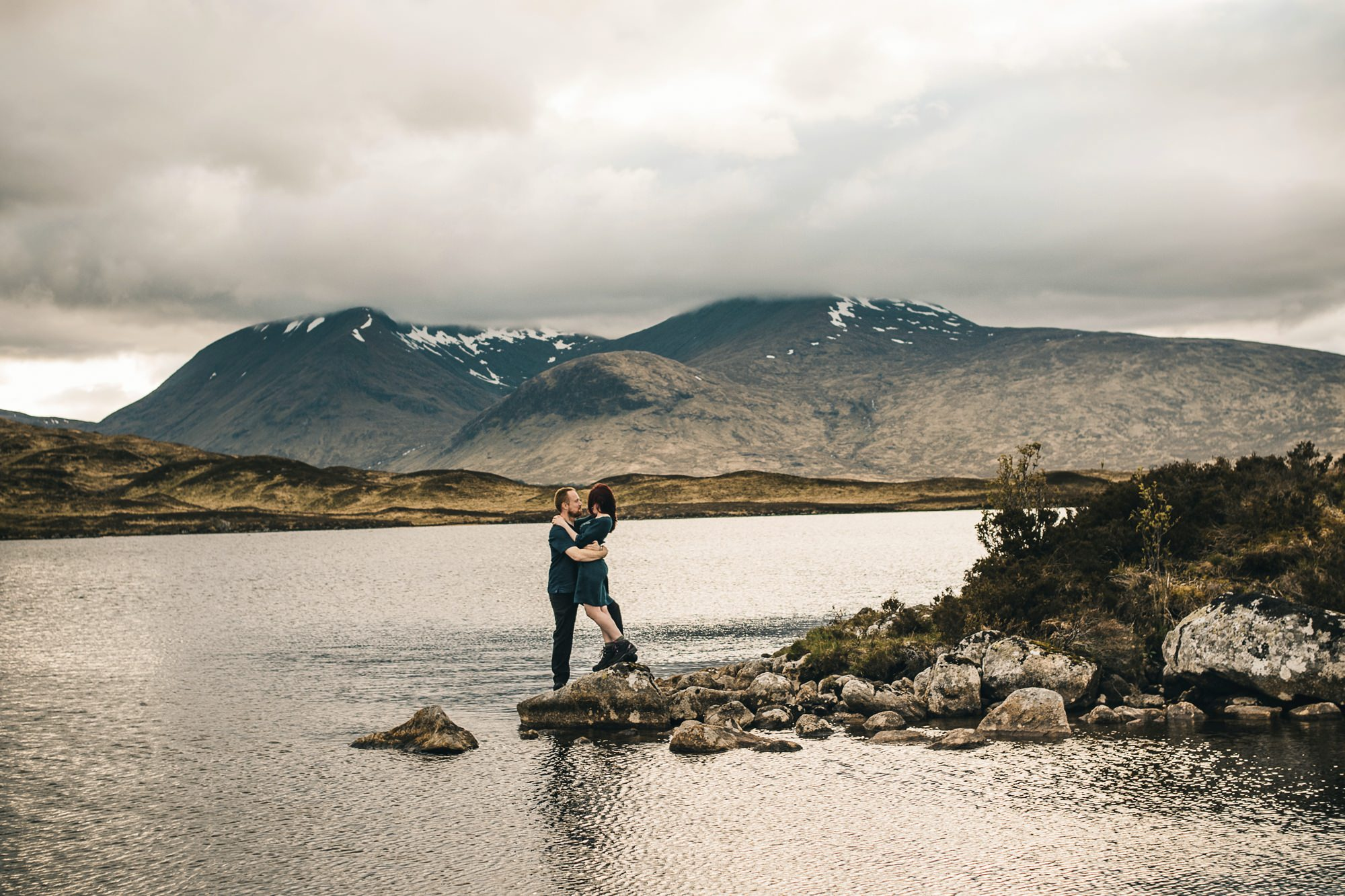 Sarah & Thomas - Glencoe Wedding Photographer 58