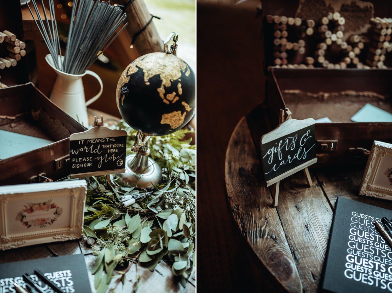Tipi Wedding Decoration Ideas