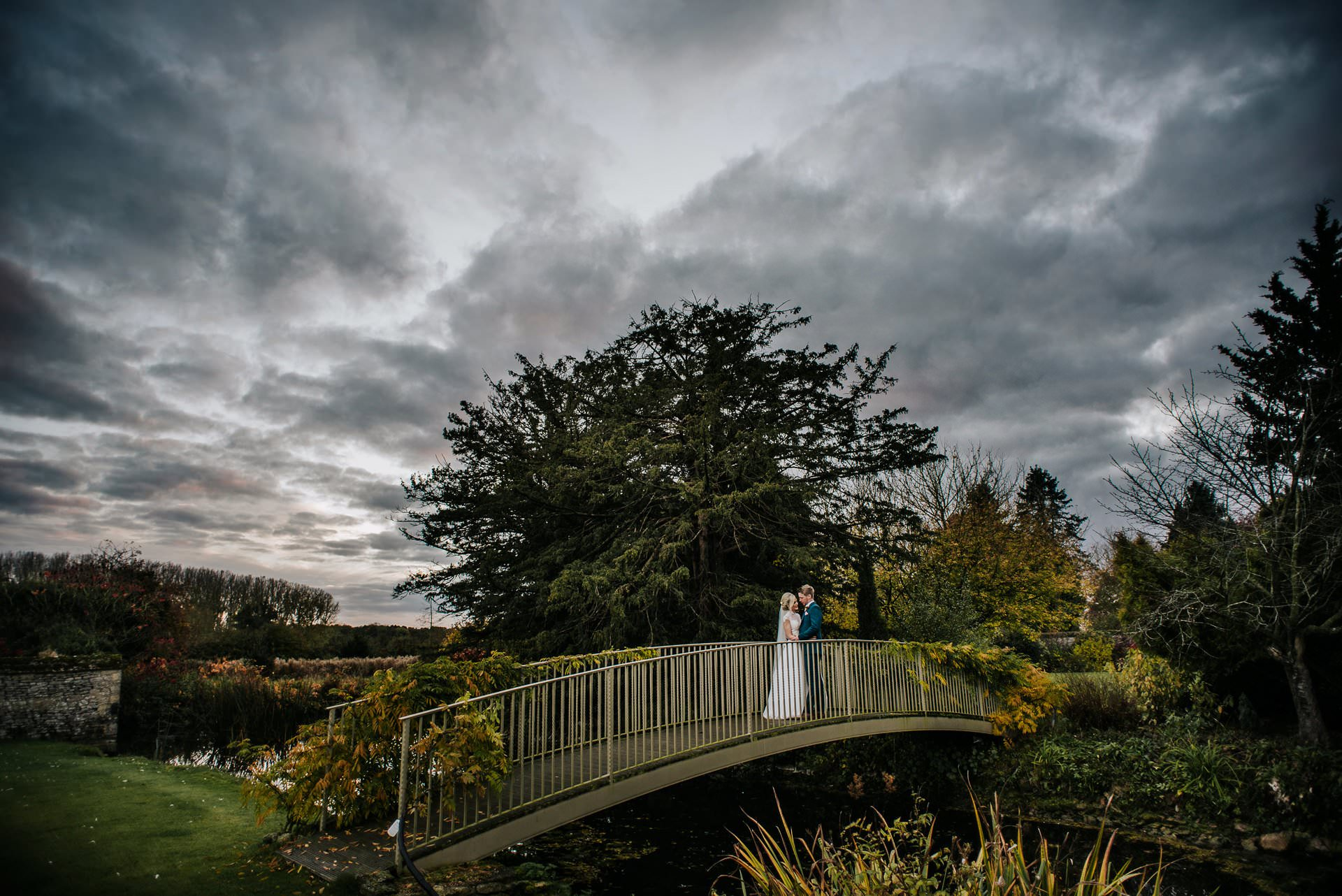 Caswell House Wedding Photographer - Jessica & Chris 17