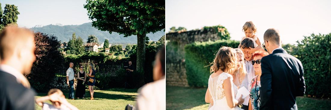Magdalena & Sacha - Evian les Bains - France Wedding Photographer 55