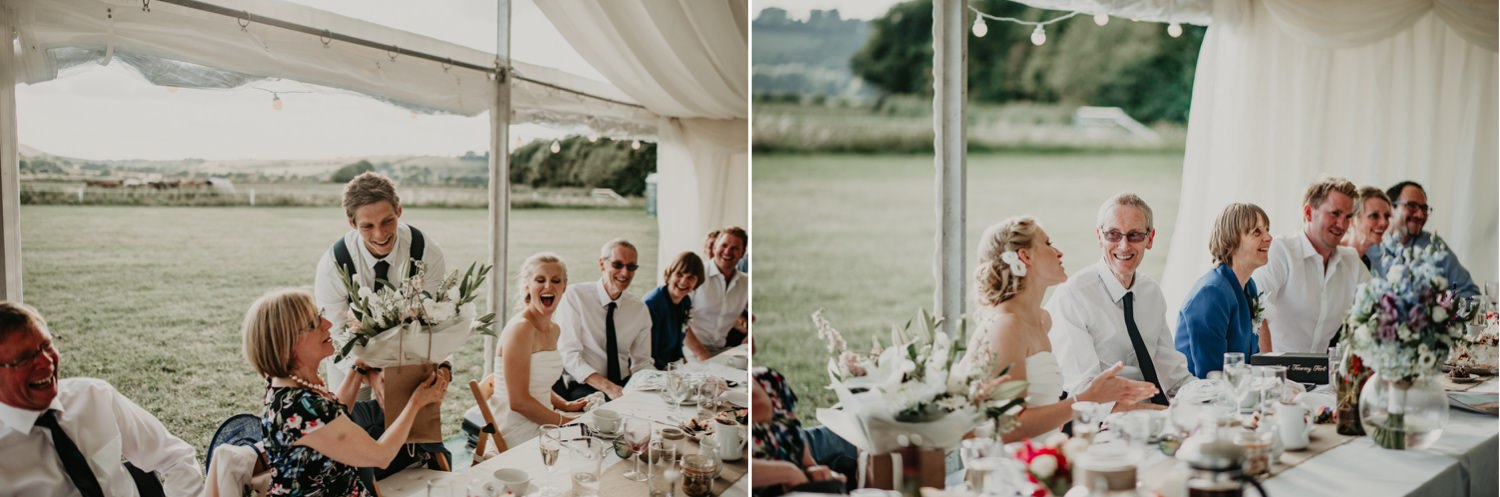 Lewes Castle Wedding Photography | Claire & David 15