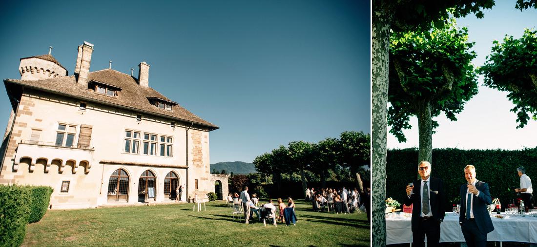 Magdalena & Sacha - Evian les Bains - France Wedding Photographer 56