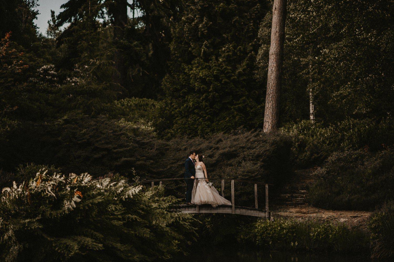 Wild Garden at The Hyde Estate | Sophie & Christoper 99
