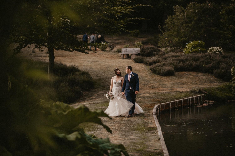 Wild Garden at The Hyde Estate | Sophie & Christoper 100