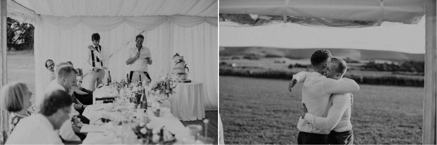 Lewes Castle Wedding Photography | Claire & David 29
