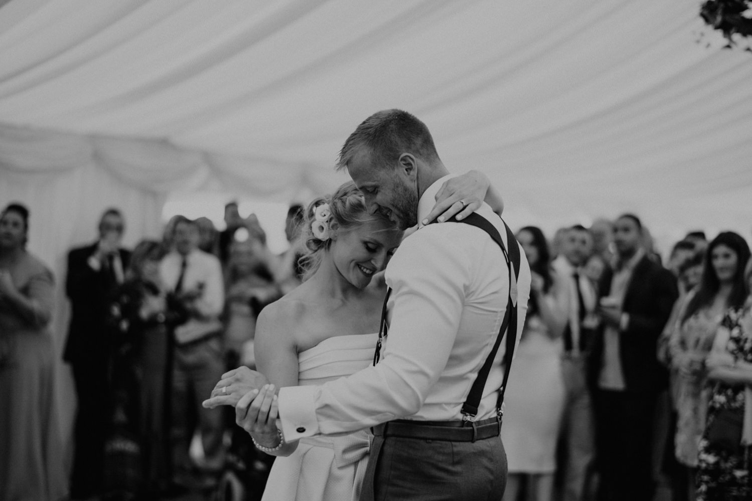Lewes Castle Wedding Photography | Claire & David 36