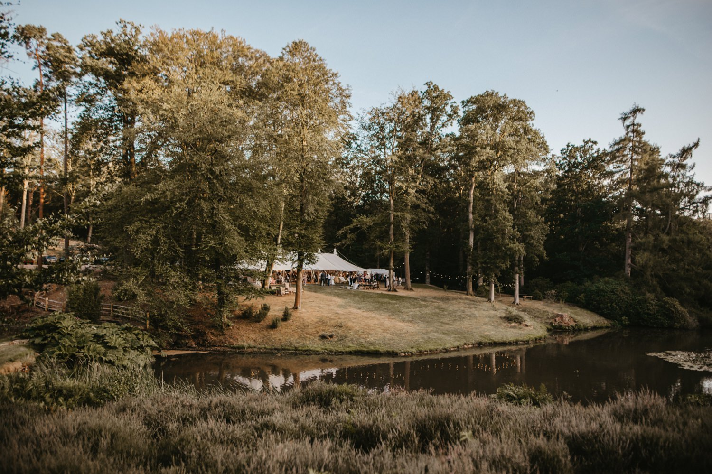 Wild Garden at The Hyde Estate | Sophie & Christoper 109