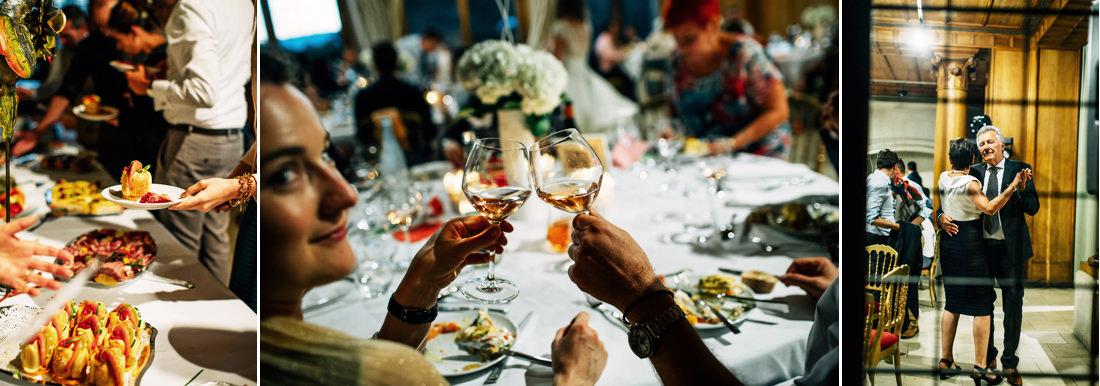 Magdalena & Sacha - Evian les Bains - France Wedding Photographer 93