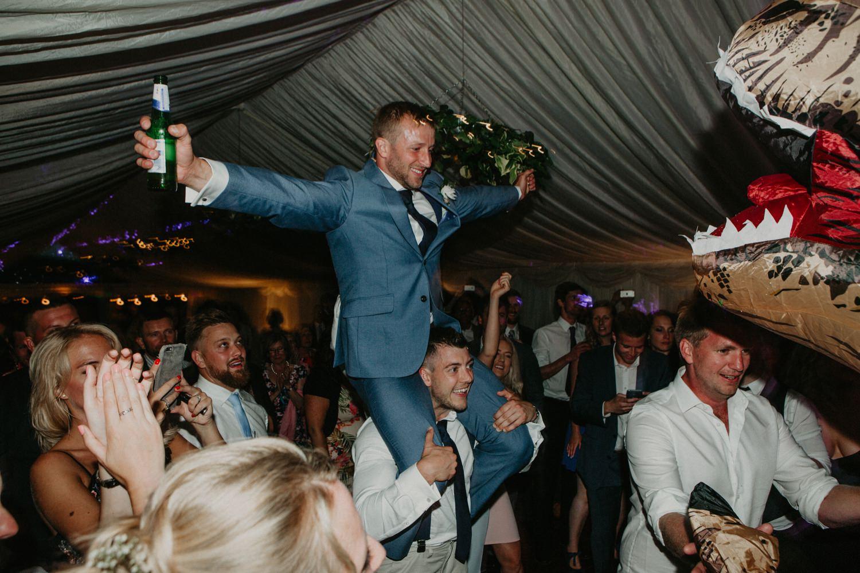 Lewes Castle Wedding