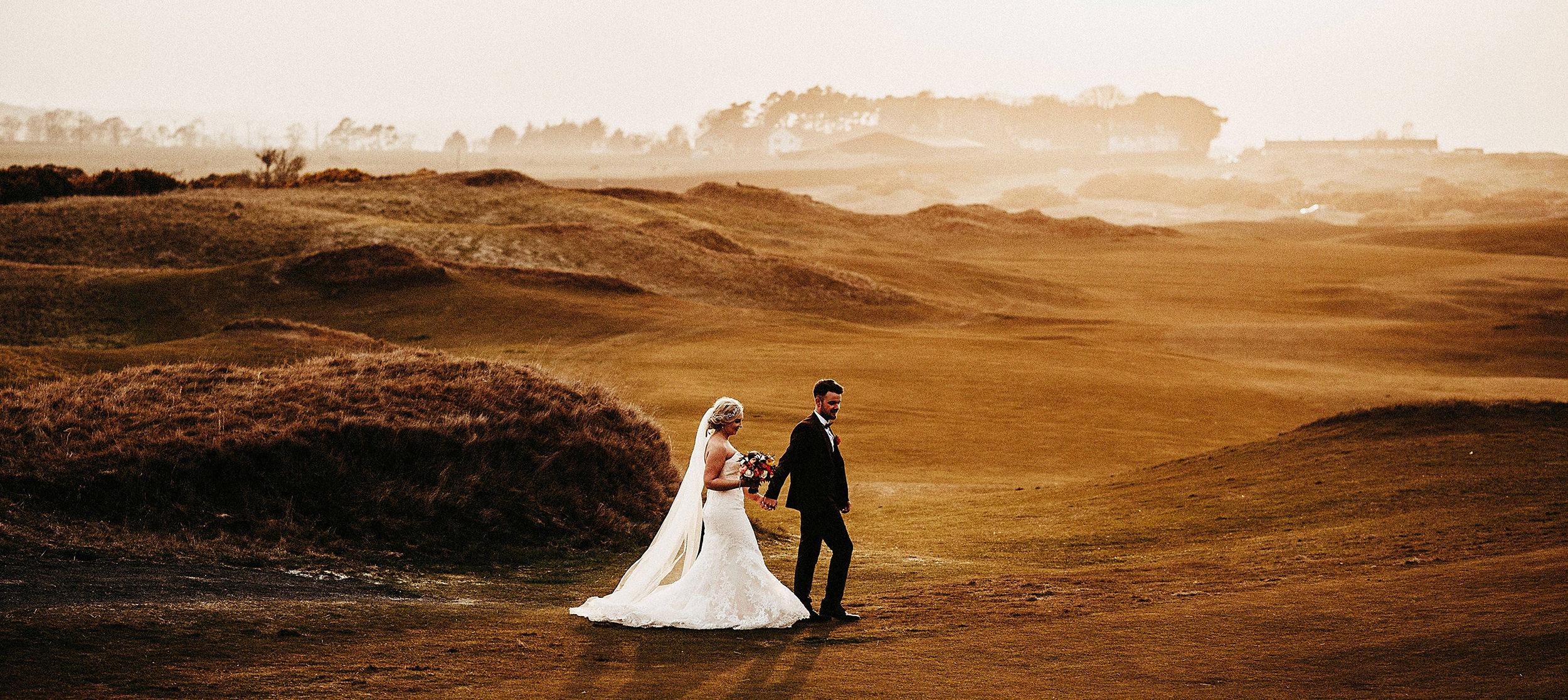 Kinkell Byre Wedding Photography - Kerry & Luke 2